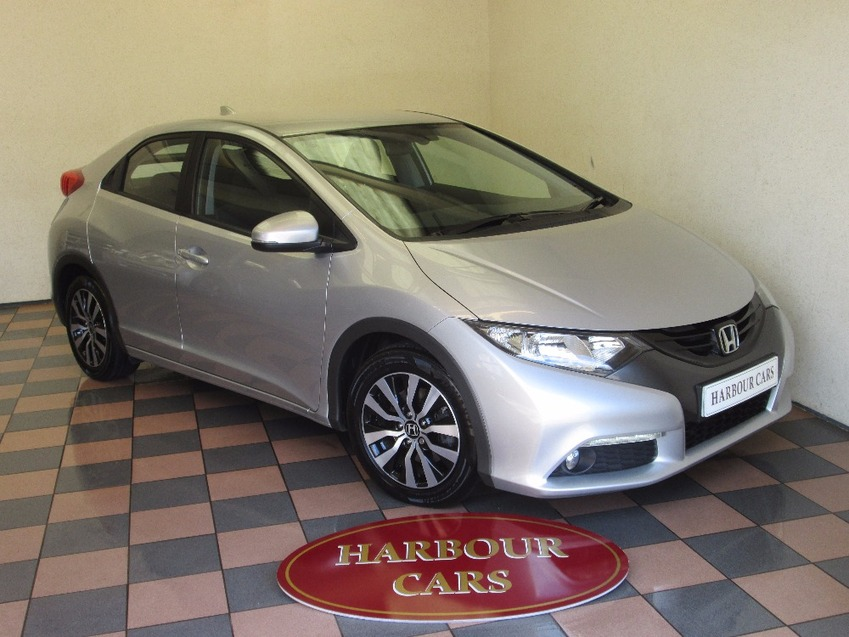View HONDA CIVIC 1.6 I-DTEC ES