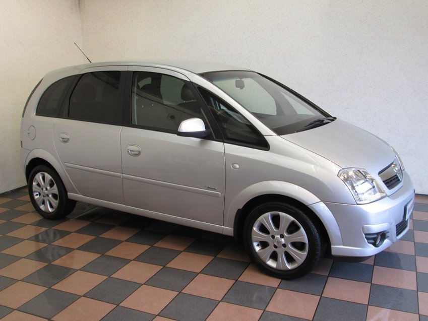 View VAUXHALL MERIVA 1.4 16v Breeze Plus